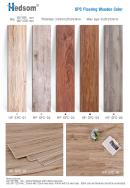 Guangzhou Hedsom Building Material Co., Ltd SPC Flooring