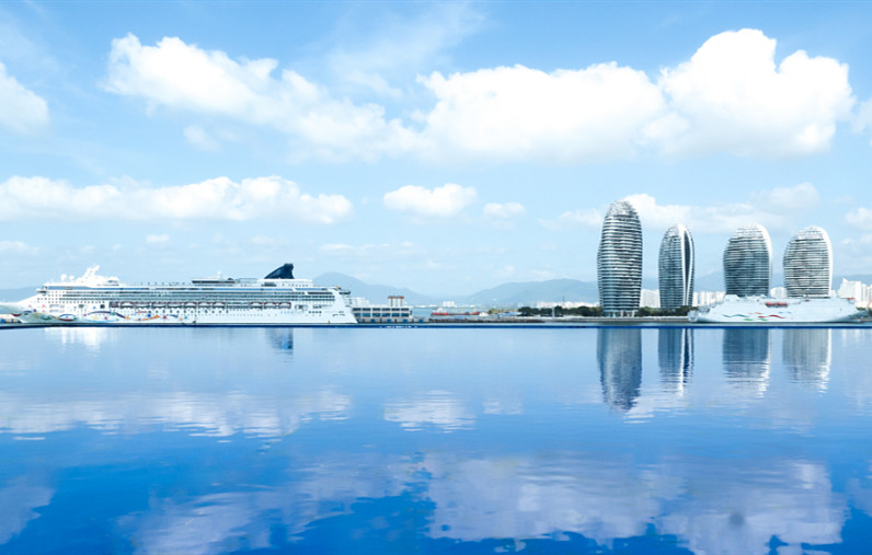 Construction begins on 151 projects for Hainan
