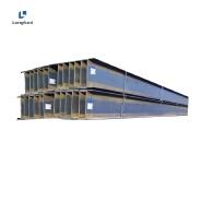 Section beam astm a572 grade 50 EN10025 S235 HEA100-HEA900 wide flange h beams