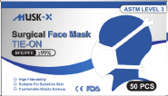 Surgical Face Mask FH003,MUSK-X Surgical Face Mask