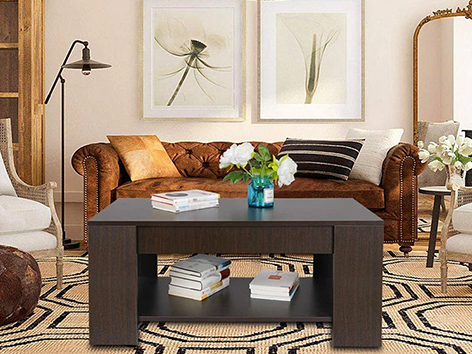 Home Furniture Lift Top Coffee Table For Sale