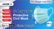 Guangzhou Jianzhi Enterprise Management Co.,Ltd Protection Masks