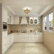 Modern furniture kitchen handles cabinets wicker drawer wall kitchen cabinet