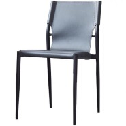 Cheaper industrial Dining Chair Luxury Living Room Furniture Metal Leg Velvet Dining Chair