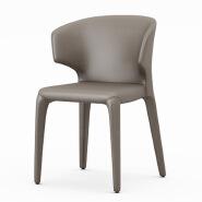Cheaper industrial Dining Chair Luxury Living Room Furniture Metal Leg Velvet Dining Chair