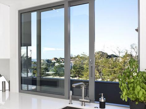 Factory hot seller Aluminium sliding glass window/door