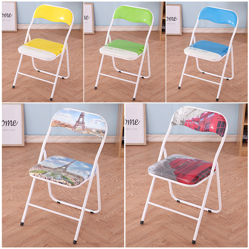 cheap metal frame outdoor garden folding chair