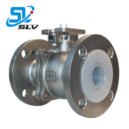Factory Price Industrial Flange Ball Valve