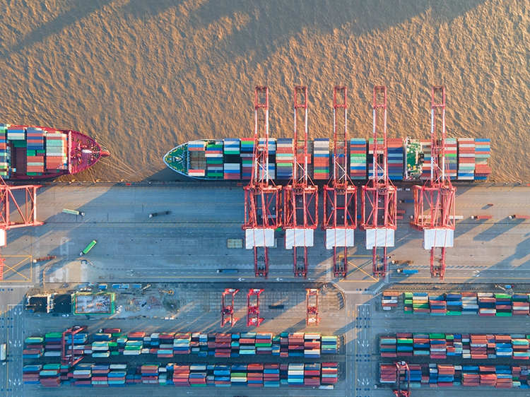 Freight rate of American routes rises with more orders
