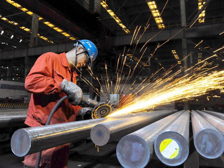 Steel demand stokes optimism