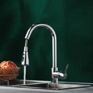 Wenzhou Luxury Home Sanitary Ware Co., Ltd. Kitchen Taps