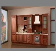 Guangzhou Kafuhao Buildign Materials Trading Co.,Ltd. Solid Wood Cabinets