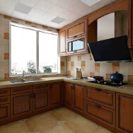 Shanghai S&M Trade Co., Ltd. Solid Wood Cabinets