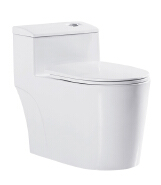 Sanitary ware ceramic bathroom dolomite wc toilet set manufacturer