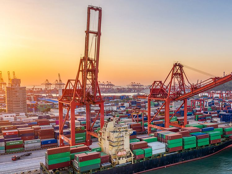 China's trade with major economies accelerates in September