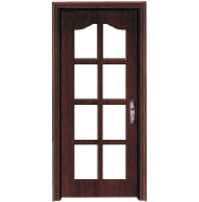 Best Choice Exceptional Quality Popular Design MDF door- Glass Series (PVD-032)