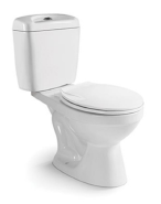 Siphonic two-piece toilet ST-102