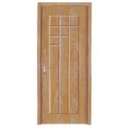 Promotions Top Grade Fashion Design MDF door- modern flush design,engineered door, interior door (PVD-202)