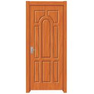 Hotselling Excellent Quality Nice Design MDF door- modern flush design, living room door, bedroom door (PVD-115)
