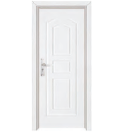 Hot Sale Super Quality Various Design MDF door- modern flush design, living room door, bedroom door (PVD-154)