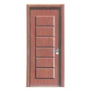Hot Sales High Standard Professional Design MDF door- modern flush design,engineered door, interior door (PVD-163)