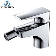 SKL-32416 Brass body zinc handle faucet european bathroom bidet faucet