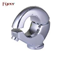 Fyeer Attractive Design Round Brass Basin Faucet Water Tap Mixer