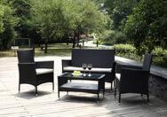 ZHEJIANG YINING INDUSTRY CO., LTD. Rattan Table & Chair