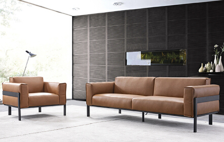 high quality modern style sofa leather office sofa for sale