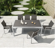 Foshan Leisure Touch Furniture Co., Ltd. Outdoor Aluminum Table & Chair