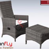 Foshan Tanfly Furniture Co.,Ltd Rattan Table & Chair