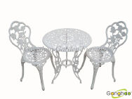 Suzhou Ganghao Garden Furniture Co., Ltd. Outdoor Aluminum Table & Chair