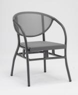 SUN MASTER INTERNATIONAL LTD. Outdoor Aluminum Table & Chair