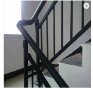Shijiazhuang Yifan Metal Products Co., Ltd. Zinc Steel Railing