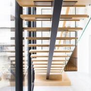 Foshan seeyesdoor homeware Wood Staircase