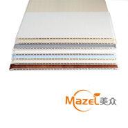 Fireproof PVC Veneer,Eco-friendly interior decorative pvc wall panel
