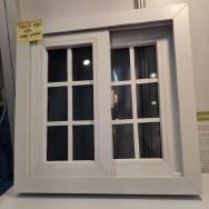 Qingdao Zhongyijiateng Construction Material Co., Ltd. PVC window