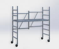 Wonder Technology (Yangjiang) Co., Ltd. Stacking Shelves