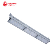 5years warranty 2017 New design industrial Lamp IP65 150w led linear high bay light