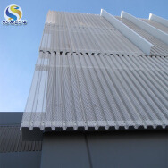 Anping County Ou Shuang Wire Mesh Manufacturing Co., Ltd. Aluminum Composite Panel Curtain Wall
