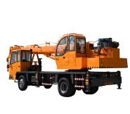 With Telescopic Boom 8ton Home Made Truck Crane