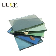6mm-8mm top quality grey heat reflective glass