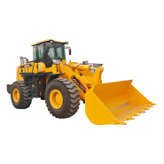 2T road construction machinery wheel loader