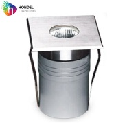 Mini Diameter 42mm round Led Inground light 1W IP65 Waterproof Path lights