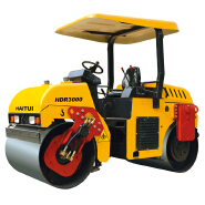 Manufacturer price 3 ton vibratory road roller made in China