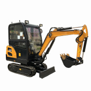 HT18 1.8T mini excavator Chinese mini digger for sale