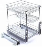 Foshan Shunde Smart Hardware Co., Ltd Cabinet Basket