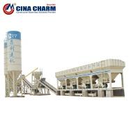 professional type HZS 25 concrete batching plant for sale