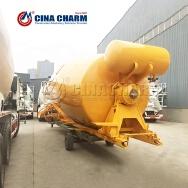 Zhengzhou Changli Machinery Manufacturing Co., Ltd. Truck Mixer