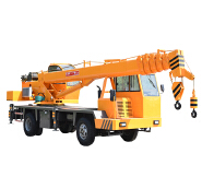 TCustom Made Chassis 8ton Home Made Truck Crane With Telescopic arm